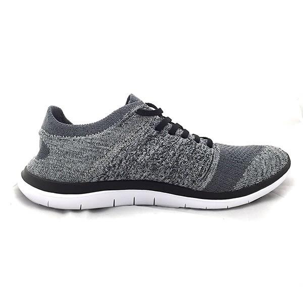 美國AIRWALK- 城市運動系列 暢銷款 輕量 編織 慢跑鞋- 男灰