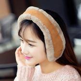 韓版耳罩男女冬季保暖防寒加絨耳套圍脖兩用情侶耳捂子可折疊冬天 ys7575『毛菇小象』