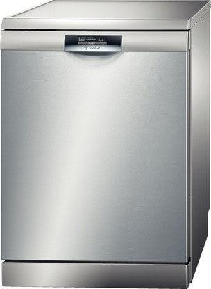 BOSCH 德國 博世 SMS88M101X 獨立式洗碗機 (110V)【得意家電】分期零利率07-7428010