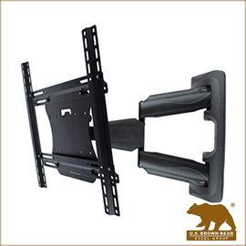 美國布朗熊 FM3-C42ST多功能懸臂拉伸式-適用23吋~46吋電視壁掛架