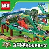 《 TAKARA TOMY 》TW新急速彎組 ╭★ JOYBUS玩具百貨