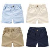 男童短褲熱褲中寶寶兒童1歲3褲子潮