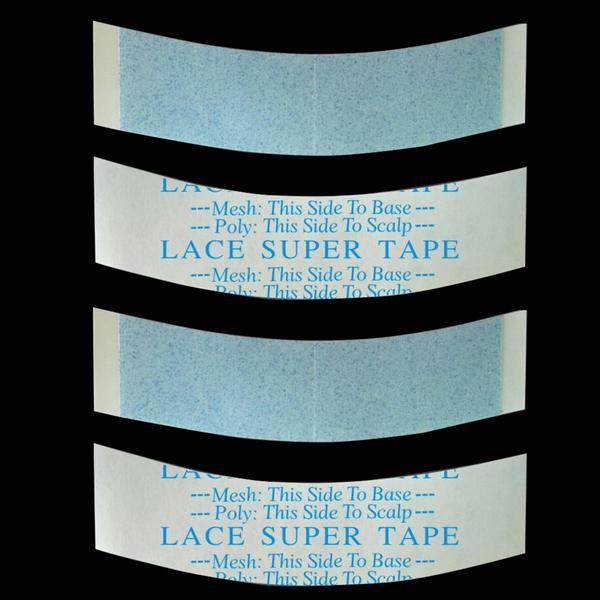 美國 醫療級假髮膠帶 雙面膠一組36入(長效型) 脫髮 補髮塊適用 可下水游泳【KH102】☆雙兒網☆