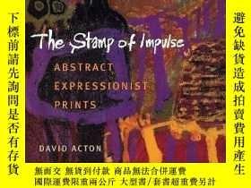 二手書博民逛書店The罕見Stamp of Impulse: Abstract