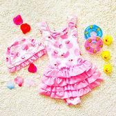 萬聖節大促銷 女童泳衣小童連體幼兒兒童泳衣嬰兒小孩女孩 女寶寶泳衣1-2-3-4歲