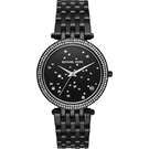 Michael Kors DARCI 星空晶鑽手錶-黑/38mm MK3787