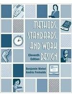 二手書博民逛書店 《Methods, Standards, and Work Design》 R2Y ISBN:0071240454│BenjaminW.Niebel