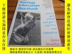 二手書博民逛書店The罕見Teenage Liberation Handbook