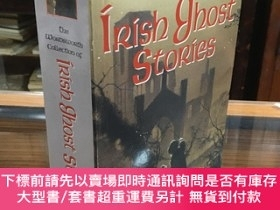 二手書博民逛書店The罕見Wordsworth Collection of Irish Ghost Stories (華茲華斯愛爾