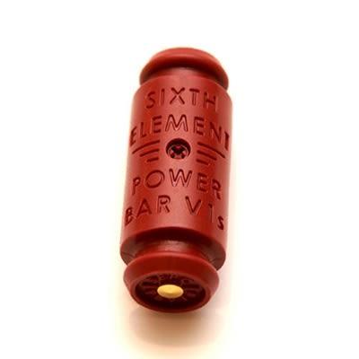 第六元素紅色電集棒 V1s超級版(單品)【AE10293】聖誕節交換禮物 大創意生活百貨