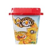 越南 Running egg 鹹蛋黃蟹風味炒麵(乾拌麵)92g【小三美日】