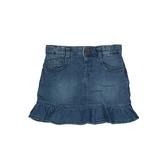 mothercare 藍荷葉牛仔裙-單寧系列(M0SB836)4歲、6~8歲
