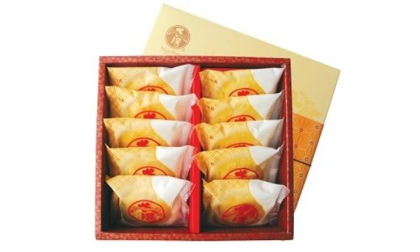 【九個太陽】獨家超人氣牛奶太陽餅10入禮盒(奶素) 含運價330元