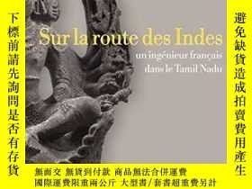 二手書博民逛書店Sur罕見la route des Indes : Un ing