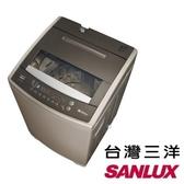台灣三洋 SANLUX 直流變頻 11公斤超音波洗衣機 ASW-110DVB(含運費 不含樓層費)