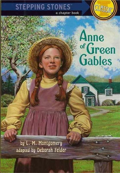 (二手書)Bullseye Step into Classics: Anne of Green Gables