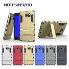88柑仔店~三星Note5手機殼 N9200  TPU支架二合一戰甲手機套Note5外殼
