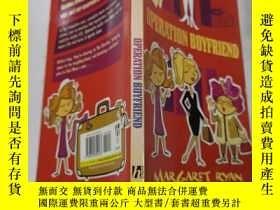 二手書博民逛書店operation罕見boyfriend:男朋友行動Y212829
