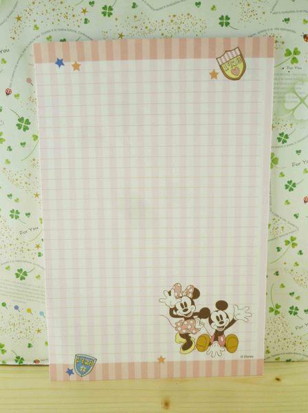 【震撼精品百貨】Micky Mouse_米奇/米妮 ~便條-彩色條紋