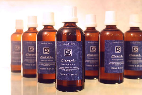 《Doya朵漾香氛館》Soothing  oil  滋養潤膚油-複方按摩精油100ml (共23款)/芳療師專用/職業用/SPA館批發