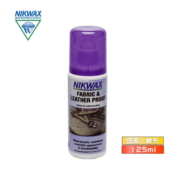 NIKWAX 織布/皮革噴霧劑792【125ml】FABRIC & LEATHER PROOF /城巾綠洲