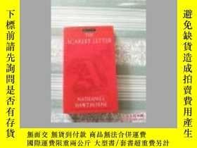 二手書博民逛書店The罕見Scarlet Letter(稀見 )Y85718 N