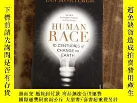 二手書博民逛書店HUMAN罕見RACE-10 CENTURIES OF CHAN