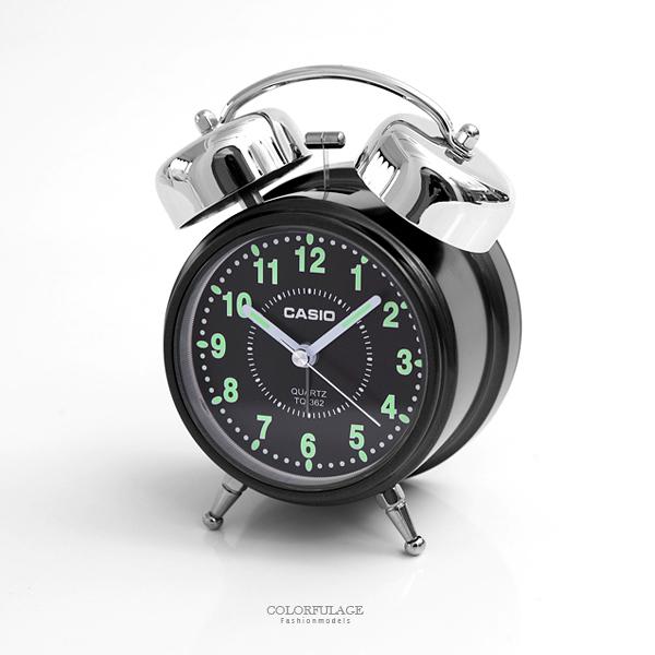 鬧鐘 CASIO簡約大聲公造型 柒彩年代【NVC5】原廠公司貨