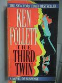 【書寶二手書T4/原文小說_MPH】The Third Twin_Ken Follett