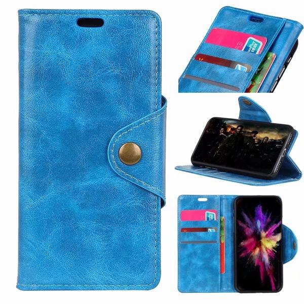 SONY XZ3 XZ2 Premium XZ1 商務皮套 皮套 手機皮套 銅釦牛紋