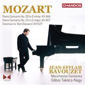 【停看聽音響唱片】【CD】莫札特:鋼琴協奏曲作品第四集 尚-艾弗藍.巴佛傑, 鋼琴