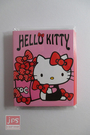 Hello Kitty 凱蒂貓 四折便利貼 粉色 KRT-963398