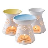 陶瓷大容量香薰蠟燭爐精油燈香薰燈美容院香薰爐