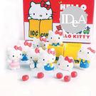 三麗鷗 Hello Kitty 凱蒂貓疊疊樂層層疊堆疊玩偶 創意玩具公仔 桌遊 盒裝禮物禮品擺件 Sanrio