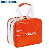 瑞典 MOBICOOL 義大利原創設計 ICECUBE M 保溫保冷輕攜袋(橘色)