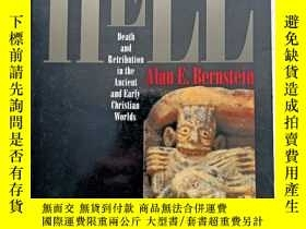 二手書博民逛書店THE罕見FORMATION OF HELL DEATH AND RETRIBUTION IN THE ANCIE