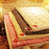 交換禮物-床墊加厚床墊1.5m1.8m可折疊榻榻米床褥子雙人單人學生宿舍1.2米墊被