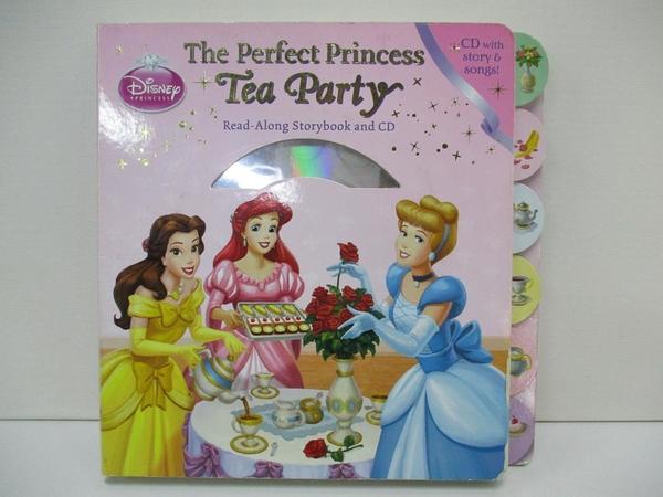 【書寶二手書T1/原文小說_KUV】The Perfect Princess Tea Party_Richards