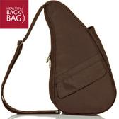 丹大戶外【Healthy Back Bag】美國寶背包-小/人體工學/防滑背帶/多收納口袋/斜背包HB7103-JV瓜哇咖啡
