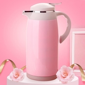 保溫壺家用熱水瓶保溫水壺大容量開水瓶玻璃內膽暖壺暖水瓶學生 交換禮物