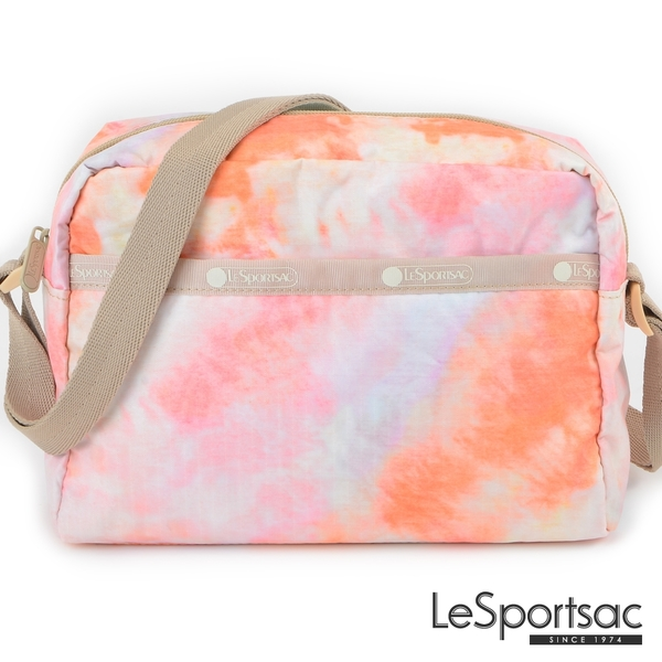 LeSportsac - Standard側背隨身包 (迷幻珊瑚) 2434P F638