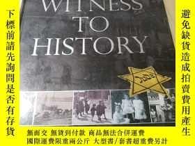 二手書博民逛書店Witness罕見to HistoryY354044 Ruth