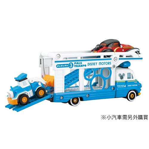特價 迪士尼小汽車運輸車 唐老鴨_DS11572