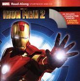 【麥克書店】IRON MAN (鋼鐵人2) /英文繪本附CD ‧聽迪士尼說故事