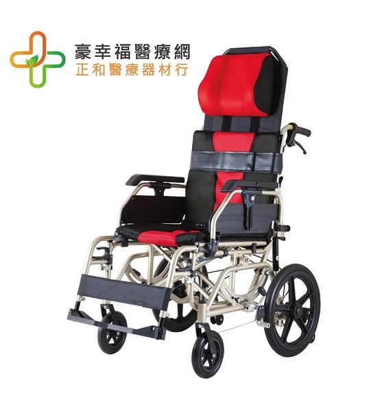 必翔銀髮 空中傾倒型手動輪椅 PH-166(未滅菌)