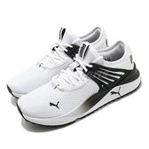 Puma 慢跑鞋 Pacer Future Classic 白 黑 黑白 男鞋 運動鞋 【ACS】 38059803