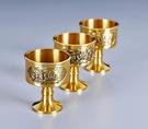 純銅供酒杯供佛供杯供財神關公酒杯拜神茶杯高腳杯圣水『洛小仙女鞋』