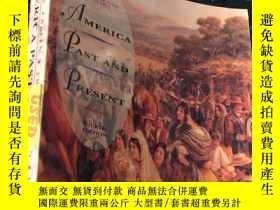 二手書博民逛書店AMERICA罕見PAST AND PRESENT(FOURTH EDITION) 平裝Y5834 Rober