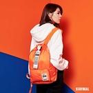 STAYREAL - 旅行吧!摺疊後背包-橘色