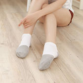 【源之氣】竹炭船型襪 RM-10023